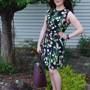 Victoria Beckham floral dress sz 1X